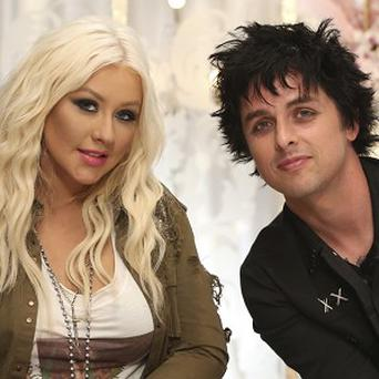 Billie Joe Armstrong will join Christina Aguilera as her team's mentor