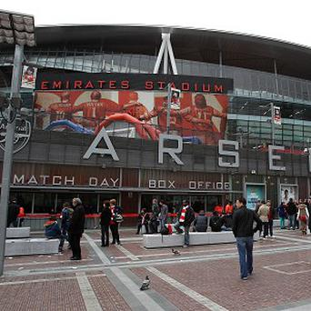 A council could follow in Arsenal's footsteps by seeking sponsors for its buildings