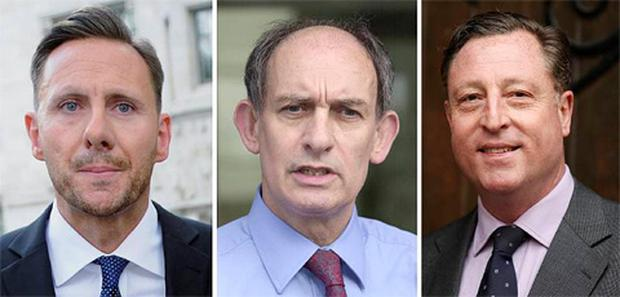 Glenn Mulcaire, ex-managing editor of the News of the World Stuart Kuttner and chief reporter Neville Thurlbeck who, along with five other people, are to be charged over phone hacking, the Crown Prosecution Service said today.