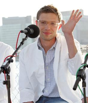 Jonah Lehrer. Photo: Getty Images