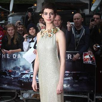 Anne Hathaway has been talking about how scary it was to have all her hair cut off for her Les Mis role