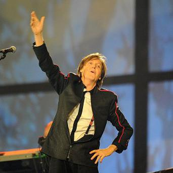 Sir Paul McCartney and other stars were paid only one pound for performing at the opening ceremony of the London 2012 Olympics