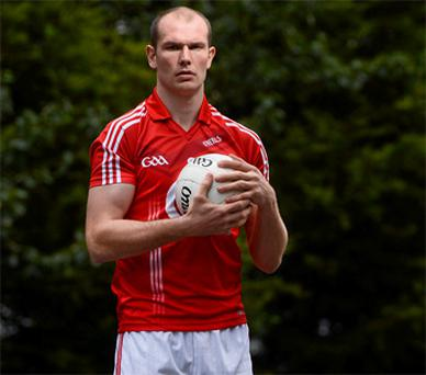 Cork's Alan O'Connor. Photo: Sportsfile