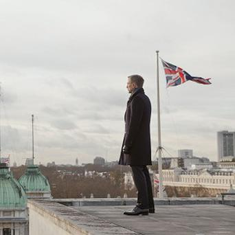 Daniel Craig is seen reprising his role as James Bond in the new Skyfall trailer