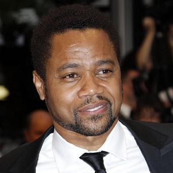 Cuba Gooding Jr is in New Orleans filming The Butler (AP)