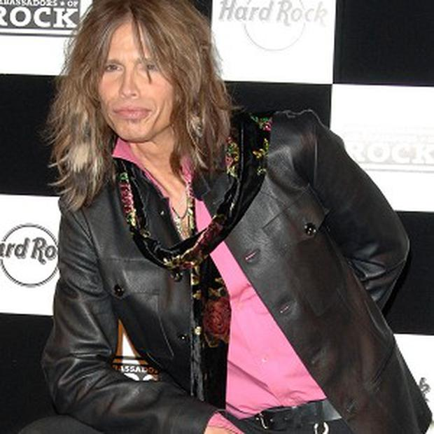 Steven Tyler said he enjoyed sitting next to Jennifer Lopez on American Idol