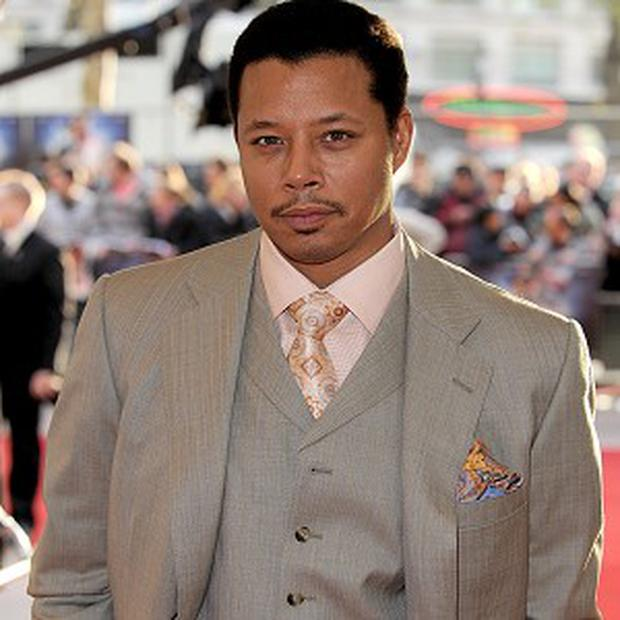 Iron Man star Terrence Howard has signed up for a new thriller