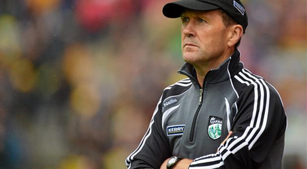 Former Kerry manager Jack O'Connor