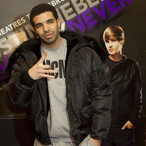 Drake has released a track featuring the late Aaliyah