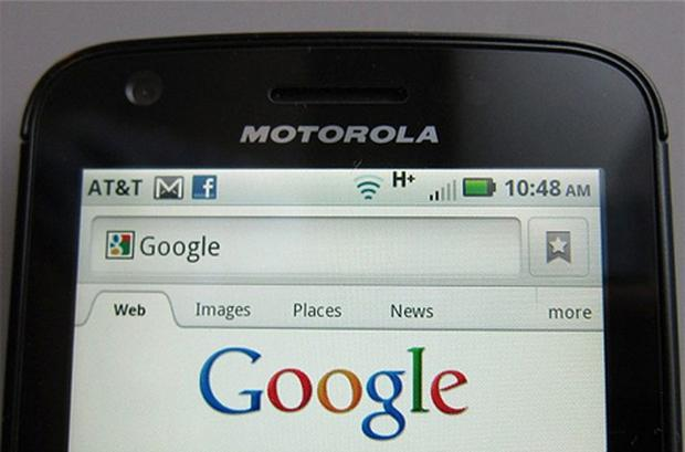 Google search results will now be able to take in Gmail messages. Photo: Reuters
