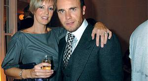 Gary Barlow with wife Dawn