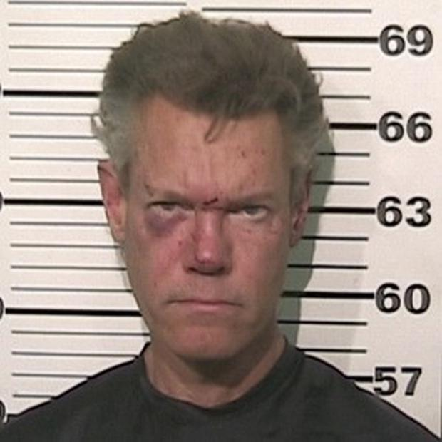 Randy Travis has been charged with driving while intoxicated