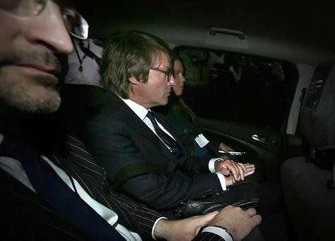 Nick Buckles, the chief executive of G4S. Photo: Getty Images.