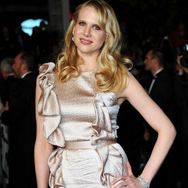 Lucy Punch says she's not cut out to be a Reverend