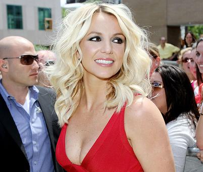 Britney Spears. Photo: Getty Images
