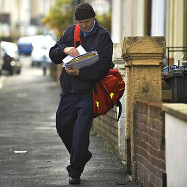 Postmen were likely to be called Fred at the beginning of the 1900s, a census showed