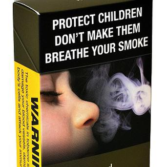From December tobacco companies will no longer be able to display their distinctive colours, brand designs and logos on cigarette packs in Australia