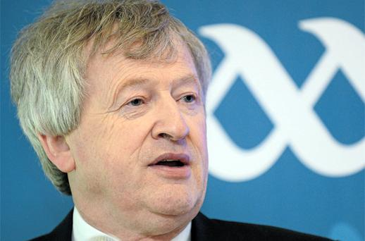 GAA director general Paraic Duffy
