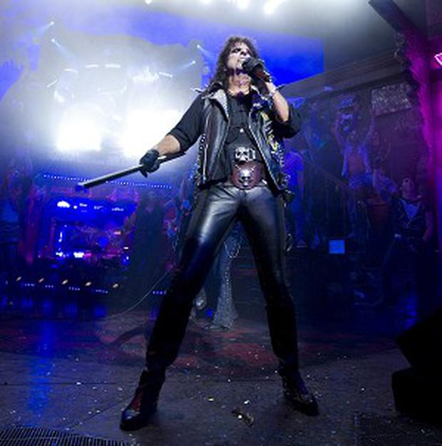 Alice Cooper joins the cast of Rock Of Ages The Musical