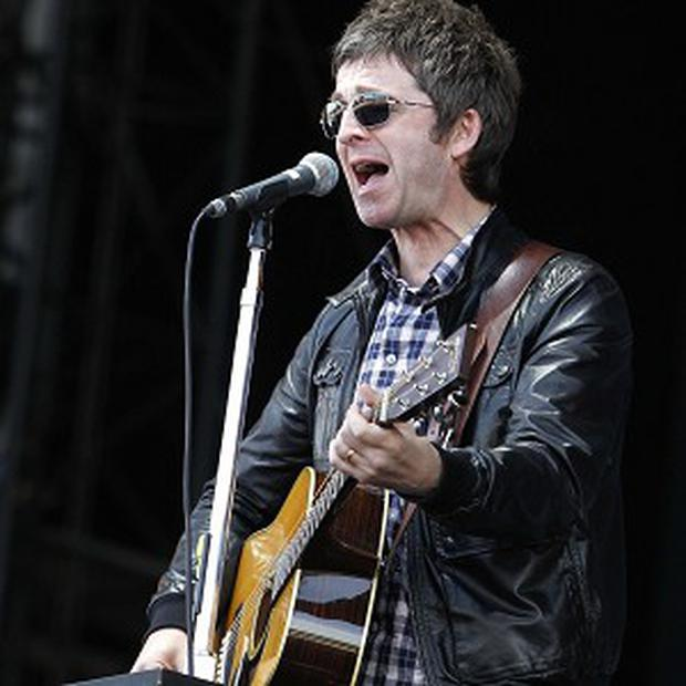Noel Gallagher has taken a pop at brother Liam