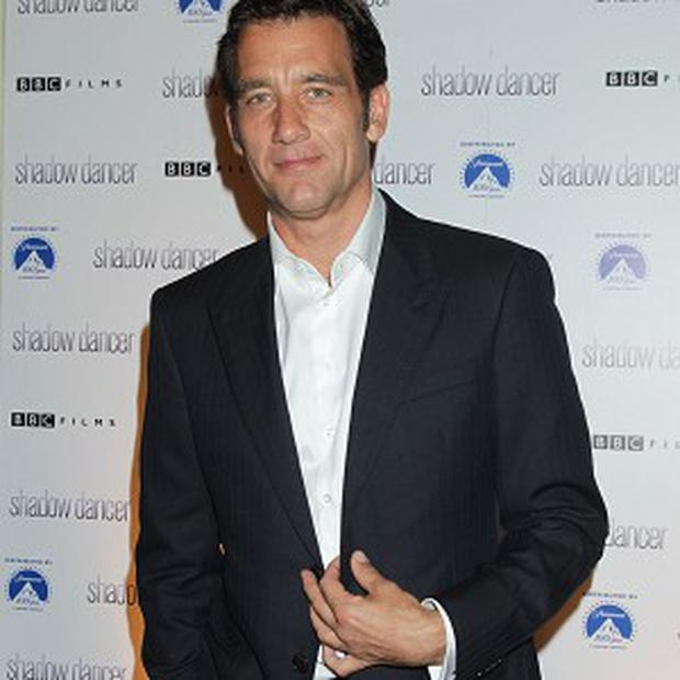 Clive Owen put his holiday on hold for Shadow Dancer