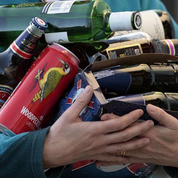 Regular binge drinking can lead to high blood pressure, liver disease and damage to the brain