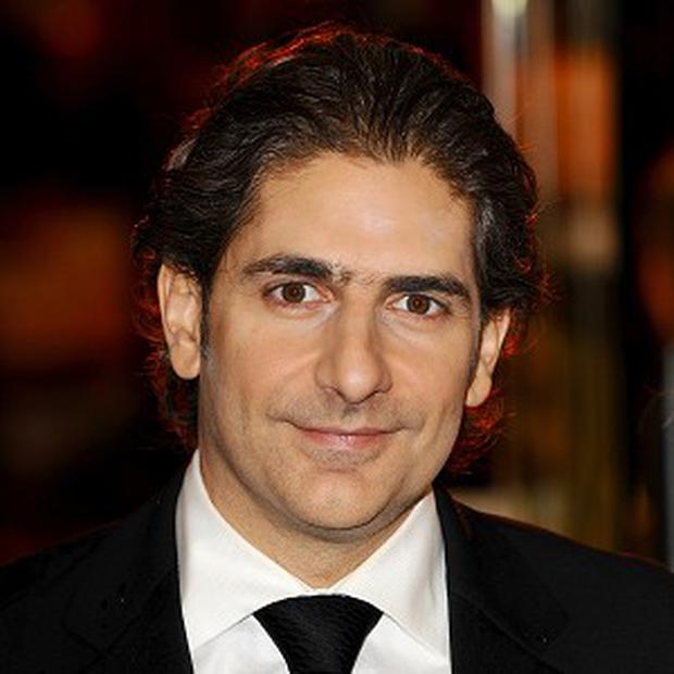 Michael Imperioli will reunite with his Sopranos co-stars for a new kids mobster movie