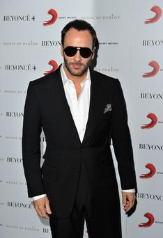 Tom Ford will create one-off pieces for the Cannes International Film Festival fashion show.