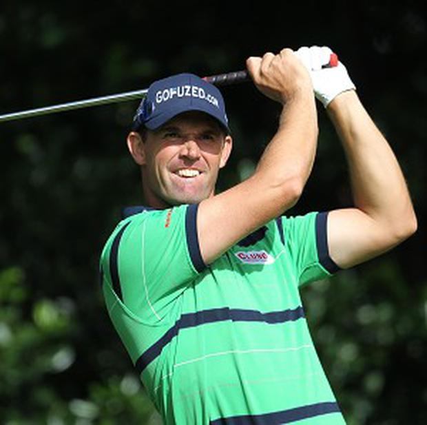 Padraig Harrington was not named in the Ryder Cup team for Europe