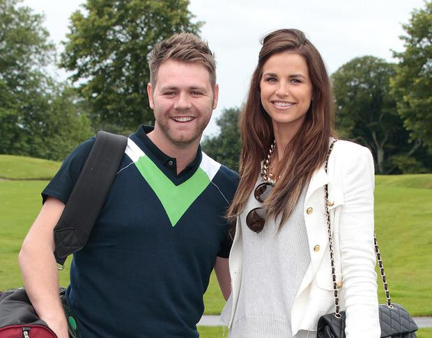 Brian McFadden and Vogue Williams recently revealed they're no longer on speaking terms so they could