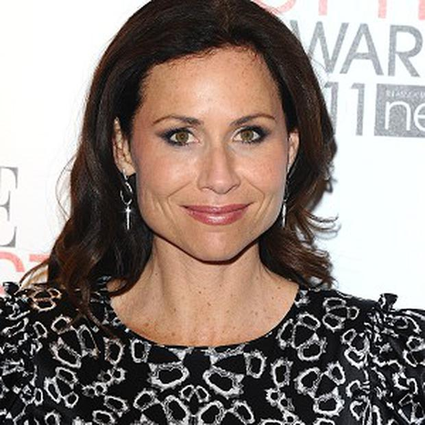 Minnie Driver has joined the cast of Stage Fright