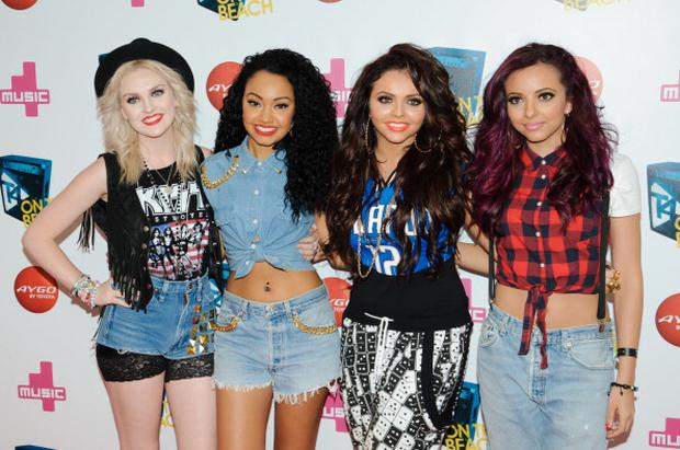 Little Mix set to secure second UK number one single as song
