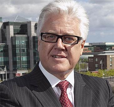 Ulster Bank CEO Jim Brown