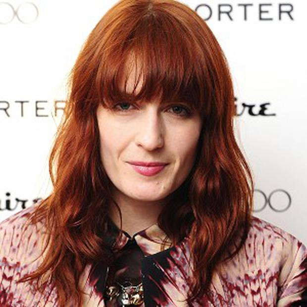 Florence + The Machine are among the acts performing at Bestival