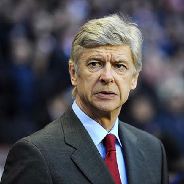 Arsene Wenger believes clubs should only spend as much money as they generate
