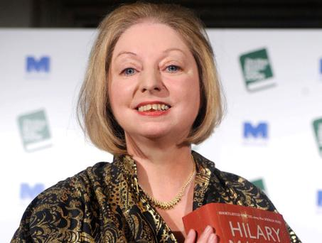 Hilary Mantel. Photo: PA