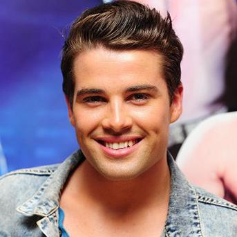 Former X Factor winner Joe McElderry