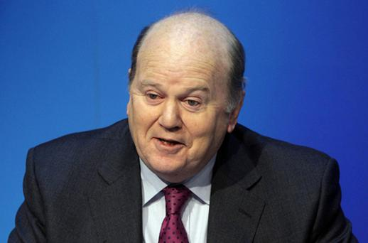 Finance Minister Michael Noonan. Photo: PA