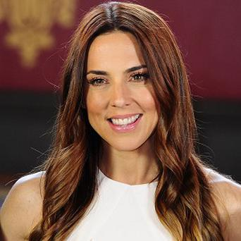 Melanie C wins Mum of the Year award.