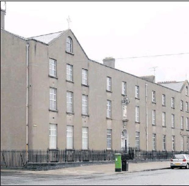 The former St Joseph's Industrial School in Seatown Place.