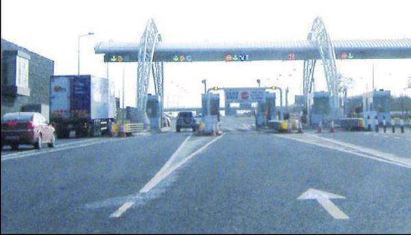 Losses on the M6 motorway between Ballinasloe and Galway are mounting