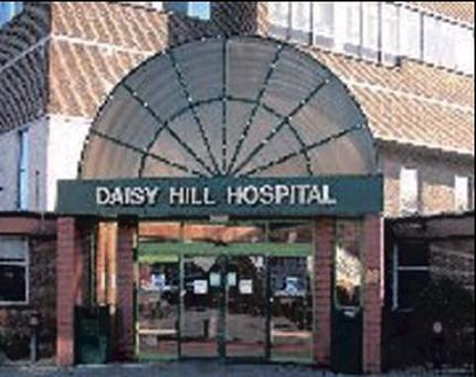 Daisy Hill Hospital, Newry.