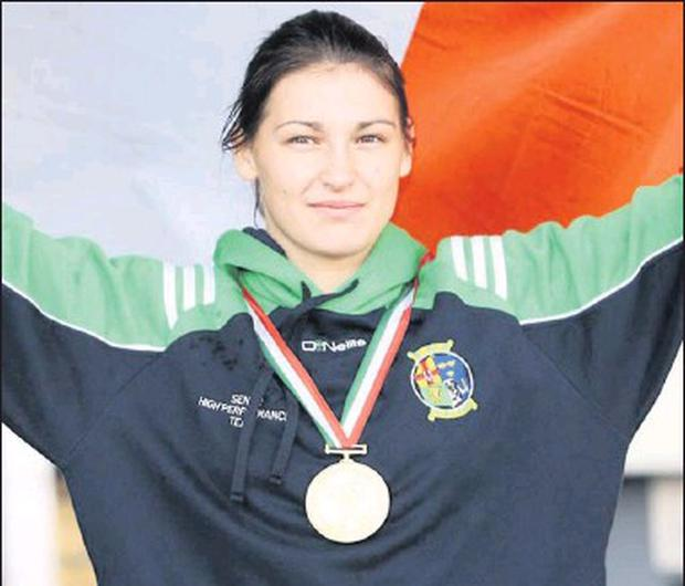 Knockout Katie Wins Boxer Of The Year Title