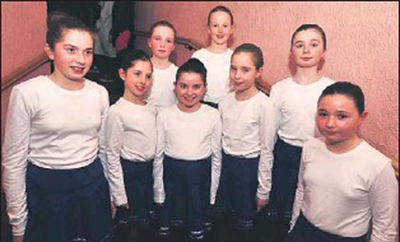 Millstreet Set Dancers participated at the Kanturk Credit Union Duhallow Scûr na bpaistì Finals. Credit: Photo by John Tarrant