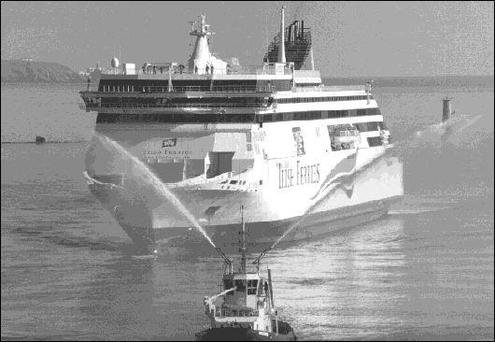 Irish Ferries Ulysses