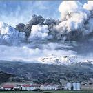 The ash cloud coming from the erupting volcano in Iceland caused havoc for travellers across Europe.