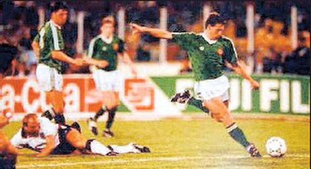 Italia '90 hero to help local soccer coaches - Independent ie