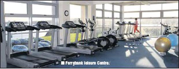 Wexford swimming pool and leisure serving the community - Drogheda leisure centre swimming pool ...