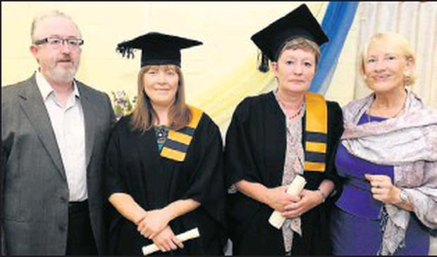 New counsellors receive diplomas - Independent ie