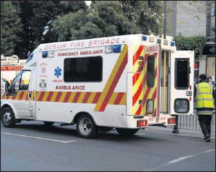 The Swords ambulance is facing cuts.